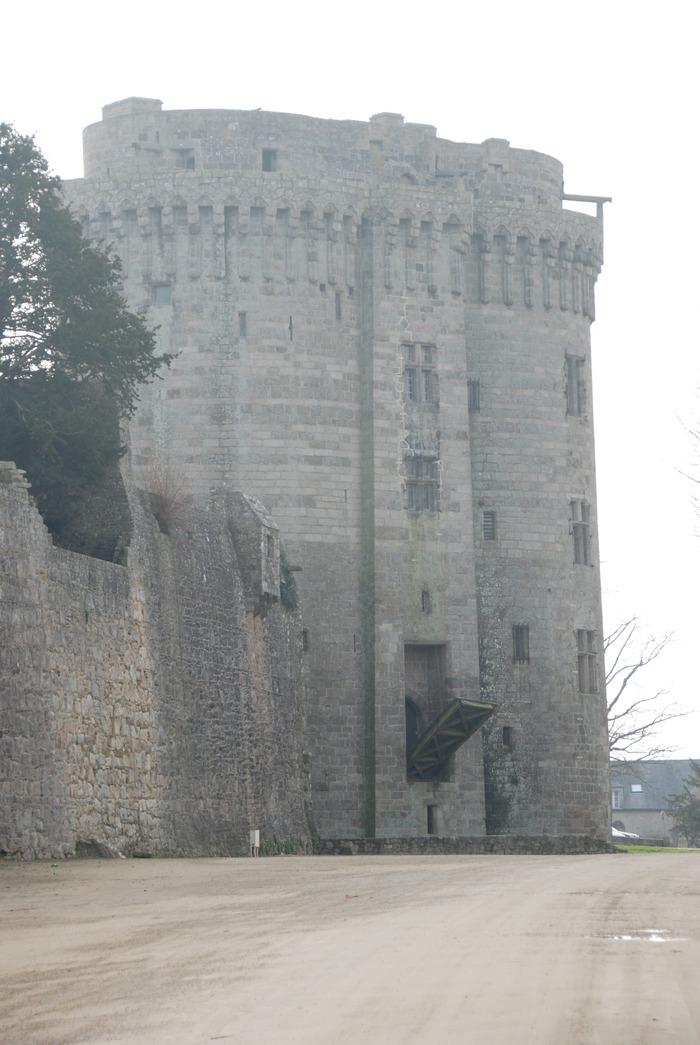 Journées du patrimoine 2017 - Le Château de Dinan