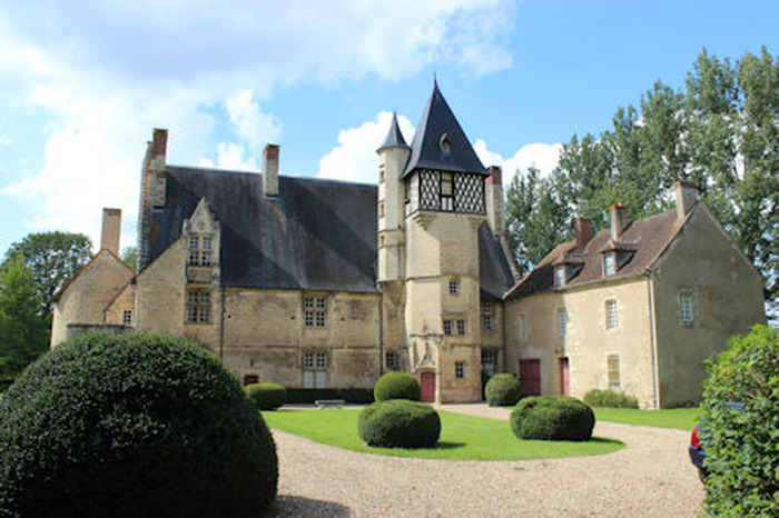 Journées du patrimoine 2018 - Le Château de Villemenant