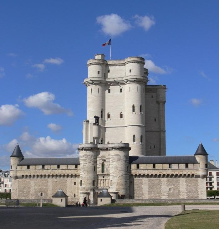 Journées du patrimoine 2018 - Château de Vincennes - Le château du Moyen Âge au XXe siècle