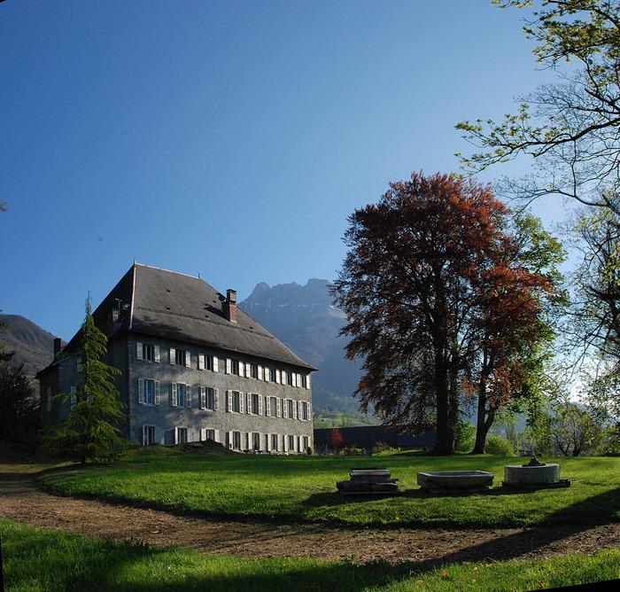Crédits image : chateau des Allues