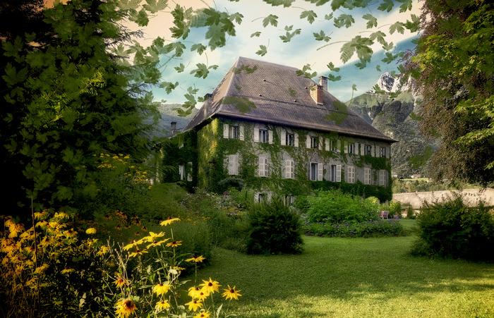 Journées du patrimoine 2018 - Visite commentée du château des Allues.