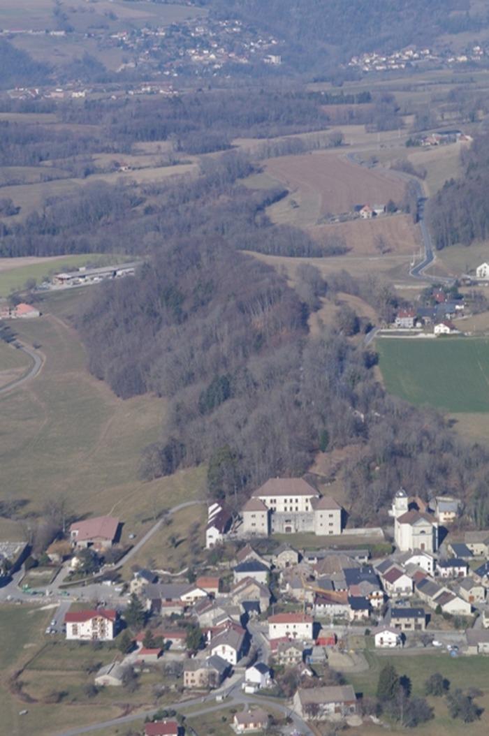 Journées du patrimoine 2017 - Le château disparu
