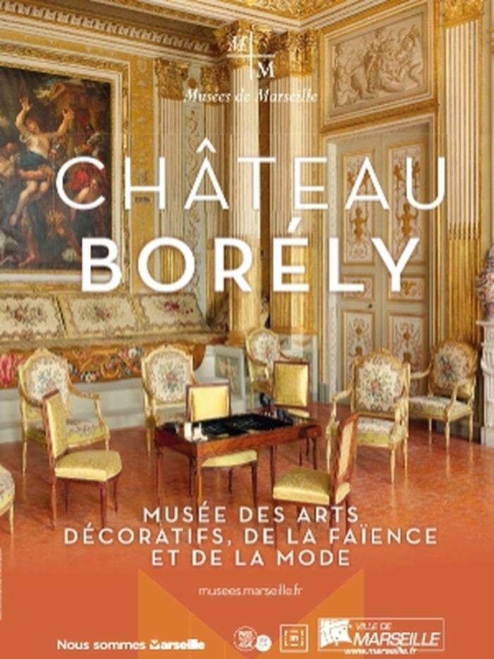 Journées du patrimoine 2017 - Le château Borély et ses collections