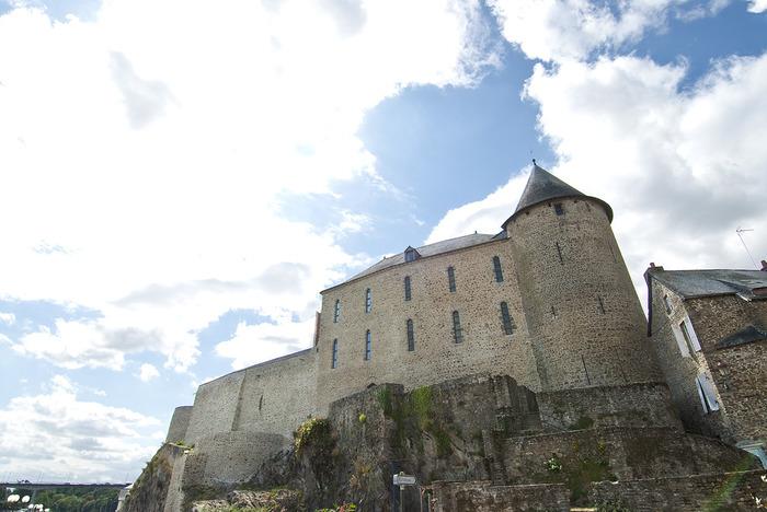 Journées du patrimoine 2018 - Le château-fort