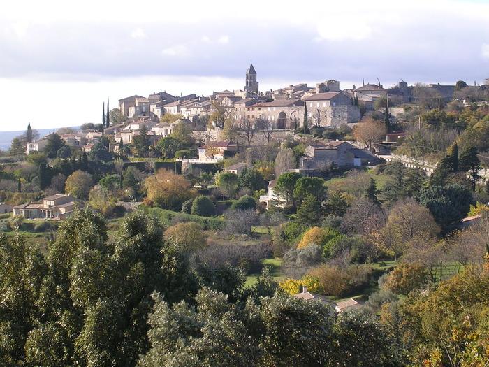 Journées du patrimoine 2018 - Circuit « Le château médiéval et le bourg castral de La Garde-Adhémar »