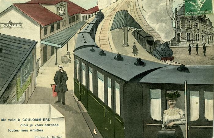 Crédits image : Bibliothèque de Coulommiers