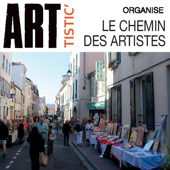 Journées du patrimoine 2018 - Le chemin des artistes de l'association ARTISTIC' : Art et Artisanat d'Art sous toutes ses formes d'expression