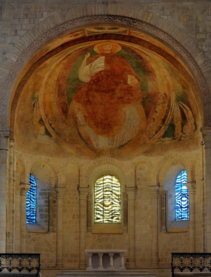 Journées du patrimoine 2019 - Visite commentée du chevet roman et la cathédrale de l'An Mil