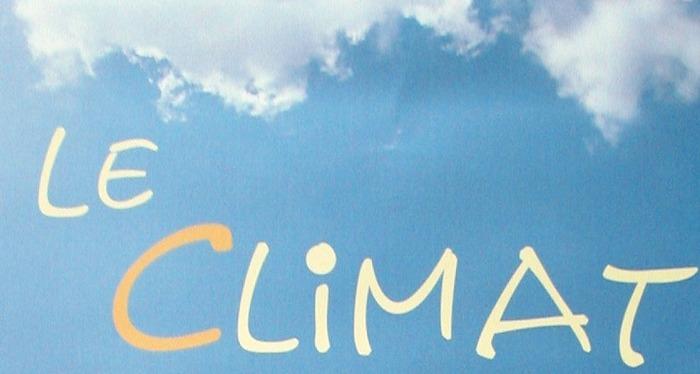 Exposition - Le climat