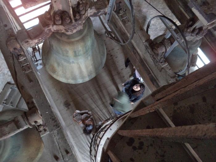 Journées du patrimoine 2018 - Le clocher de l'église Saint-Jean-Baptiste