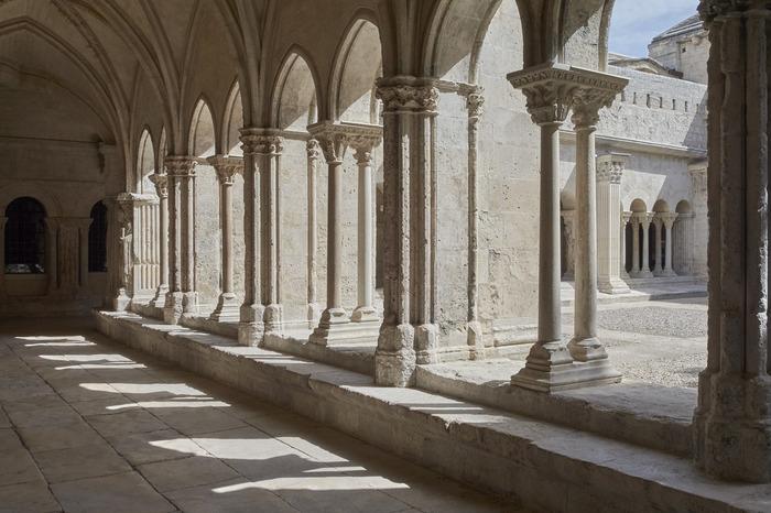 Journées du patrimoine 2018 - Le cloître Saint-Trophime