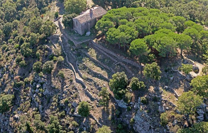 Crédits image : Emmanuel Bertrand - vue aérienne du site de Miremer