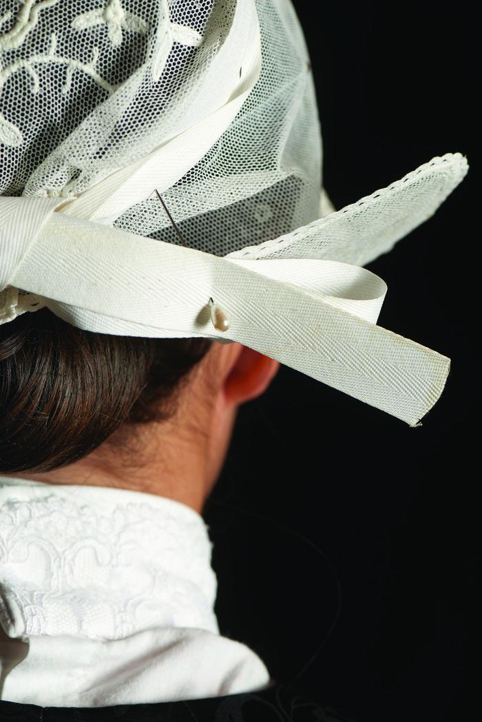 Journées du patrimoine 2018 - Le costume de Concarneau à la loupe