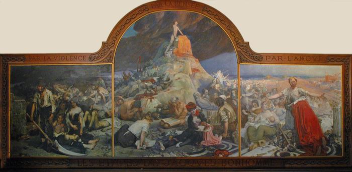 Journées du patrimoine 2018 - Visite guidée : Le destin de la classe laborieuse en 4 mètres sur 8
