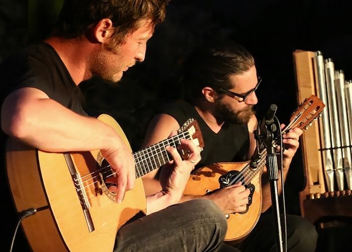 Le Duo presque classique / Franck Marty et Frédéric Lefèvre
