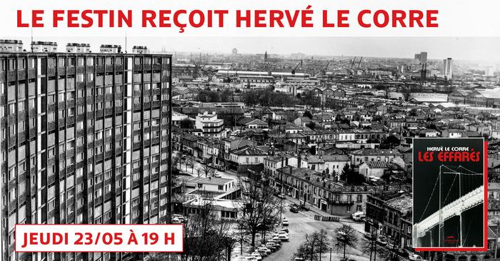 Le Festin reçoit... Hervé Le Corre