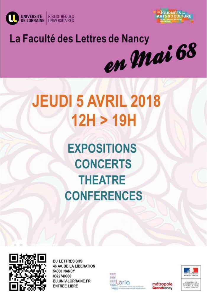 «Le Festival fait sa révolution en avril 1968»