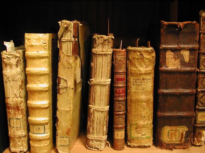 Journées du patrimoine 2018 - Les trésors écrits et imprimés du fonds ancien