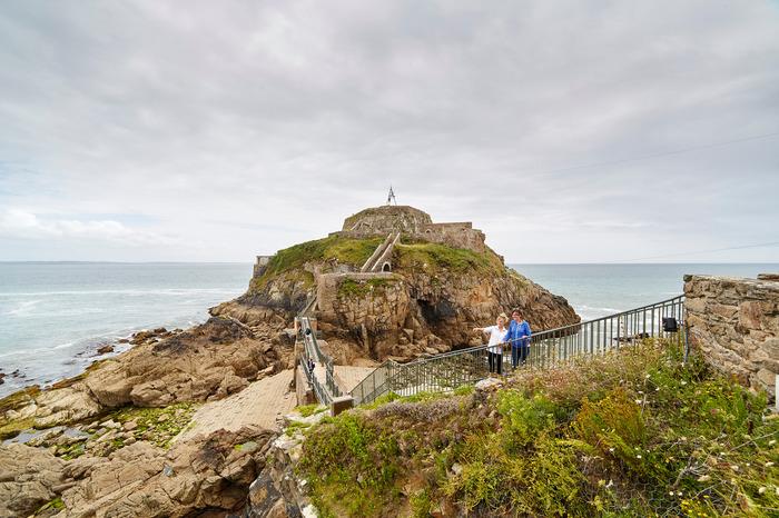 Journées du patrimoine 2018 - Le Fort de Bertheaume, sentinelle de la rade de Brest
