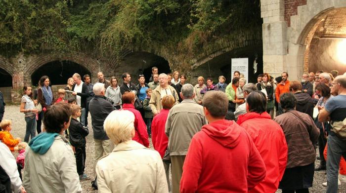 Journées du patrimoine 2018 - Le Fort du Vert Galant raconte son histoire