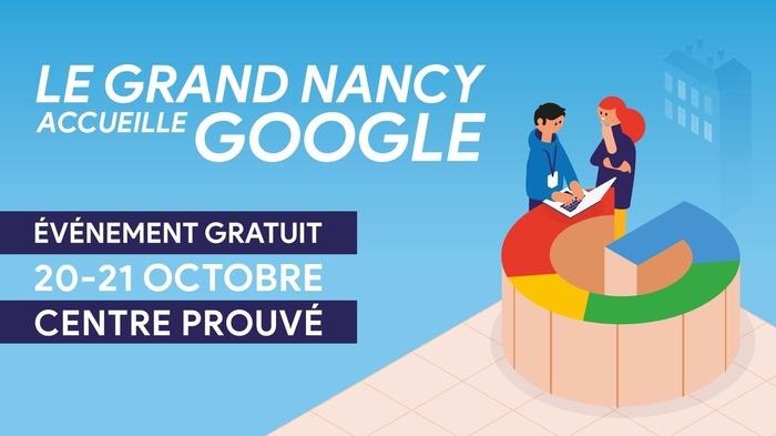 LE GRAND NANCY ACCUEILLE GOOGLE