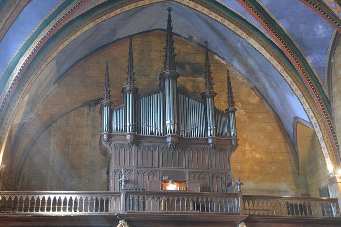 Journées du patrimoine 2017 - Le grand orgue historique : élément remarquable de l'église