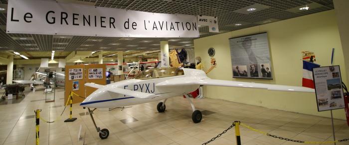 Journées du patrimoine 2018 - Le Grenier de l'Aviation rend hommage à Michel COIFFARD