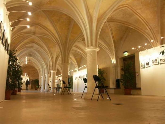 Crédits image : © Abbaye de Montivilliers