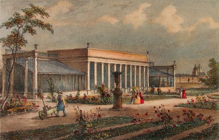 Journées du patrimoine 2018 - «Le jardin des plantes d'Orléans: la botanique et l'agrément»
