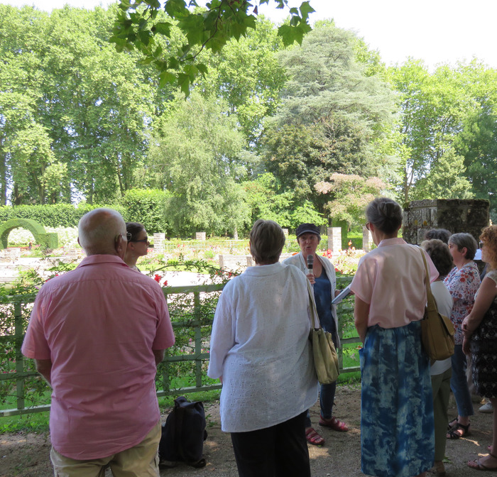 Journées du patrimoine 2018 - Découverte d'un jardin Art déco