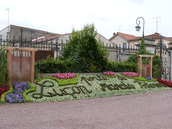 Journées du patrimoine 2017 - Le Jardin Dumaine
