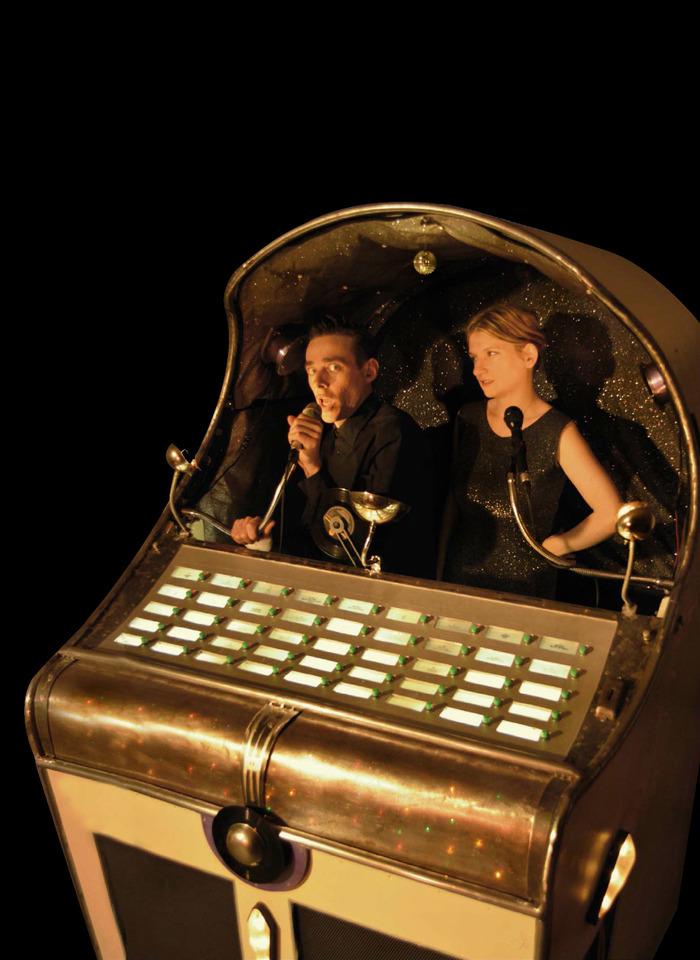 Journées du patrimoine 2018 - Le Juke Box d'Hélène et Ivan
