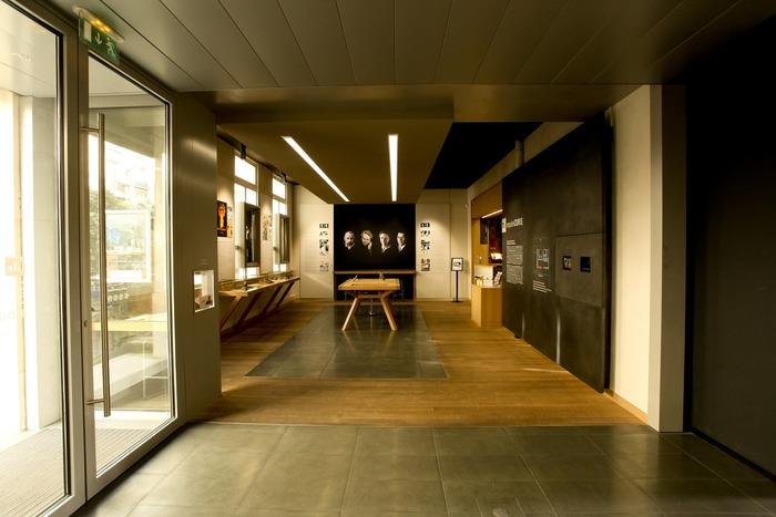 Crédits image : Jérémy Mathur / Musée Curie