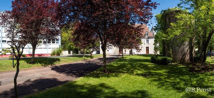 Journées du patrimoine 2018 - Visite du lycée Chardeuil