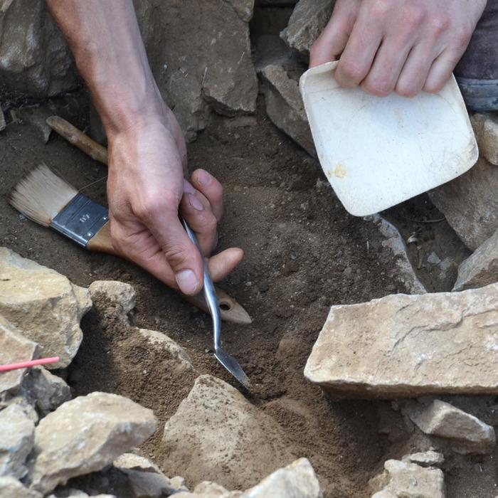 Journées du patrimoine 2018 - Conférence : Le métier d'archéologue