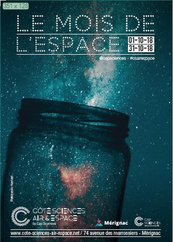 Le mois de l'espace