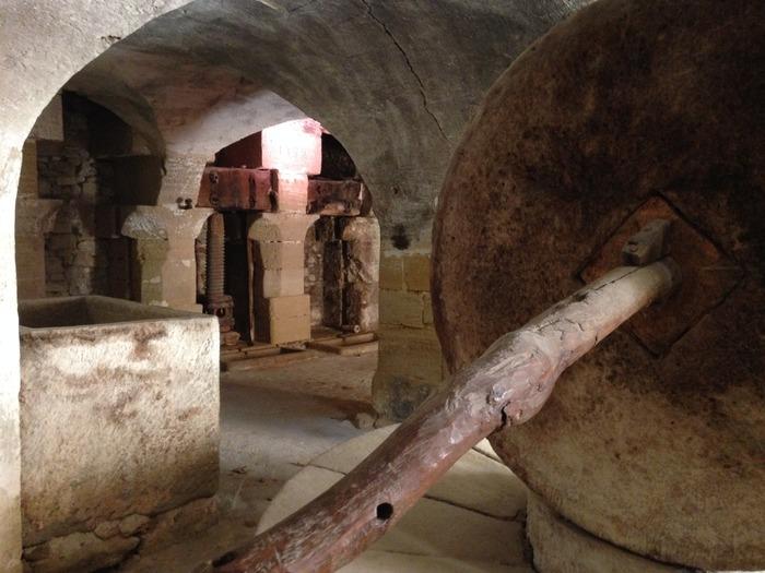 Journées du patrimoine 2018 - Le moulin à huile du XVIIIème siècle au Barroux