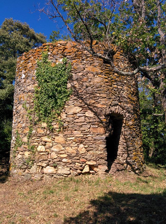 Journées du patrimoine 2018 - Le moulin à vent de l'Adrech
