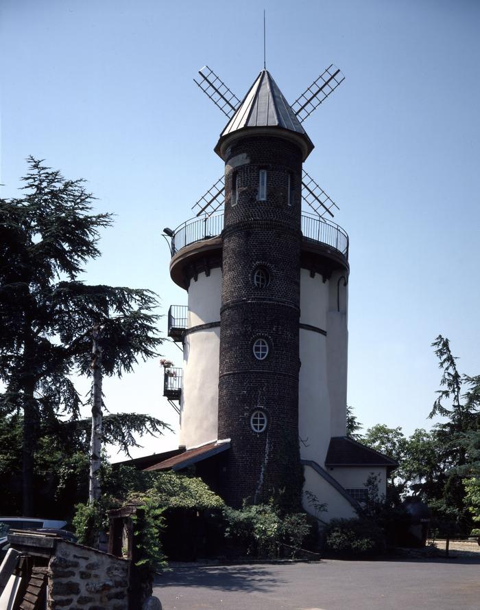 Crédits image : Le moulin d'Orgemont, copyright Ville d'Argenteuil