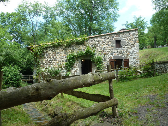 Journées du patrimoine 2018 - Visite commentée du moulin de Ceyrat.