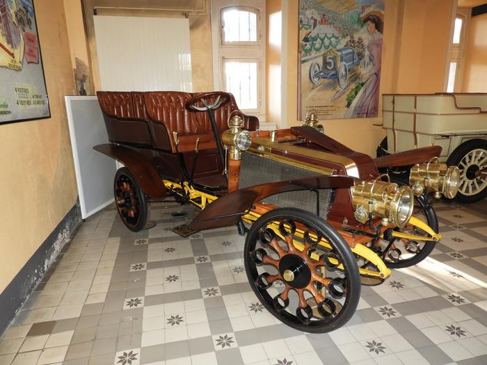Crédits image : Collections du musée de l'Automobile Henri Malartre - Ville de Lyon
