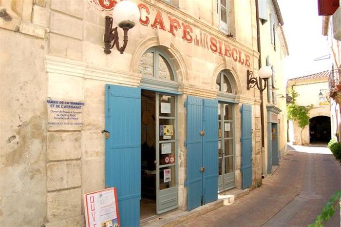 Journées du patrimoine 2017 - Le musée de la Vannerie de Vallabrègues