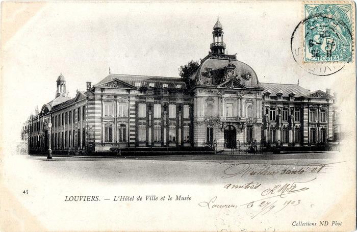 Journées du patrimoine 2018 - Visite guidée du musée de Louviers