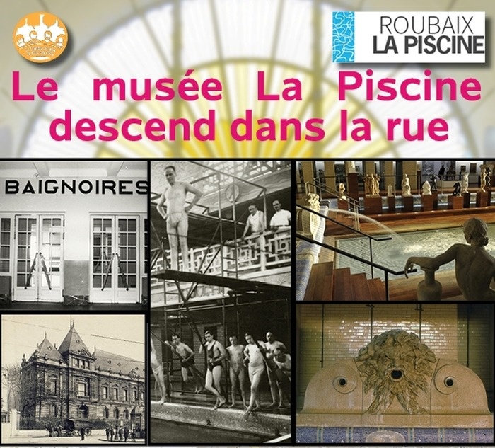 Le Musée La Piscine descend dans la rue