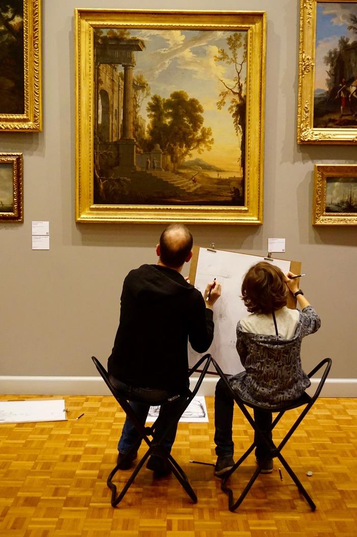 Journées du patrimoine 2018 - Le musée recopié
