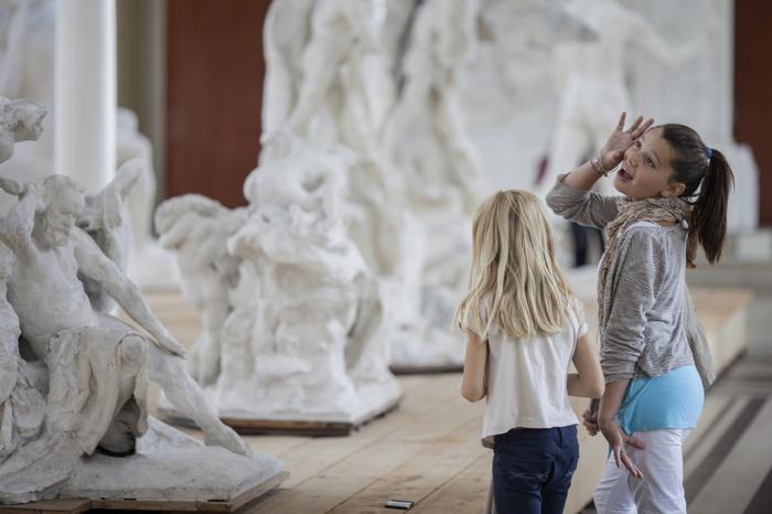 Crédits image : ph A. Berg, agence photo du musée Rodin