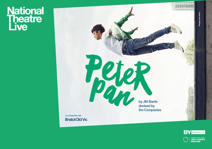 Le National Theatre au cinéma : Peter Pan