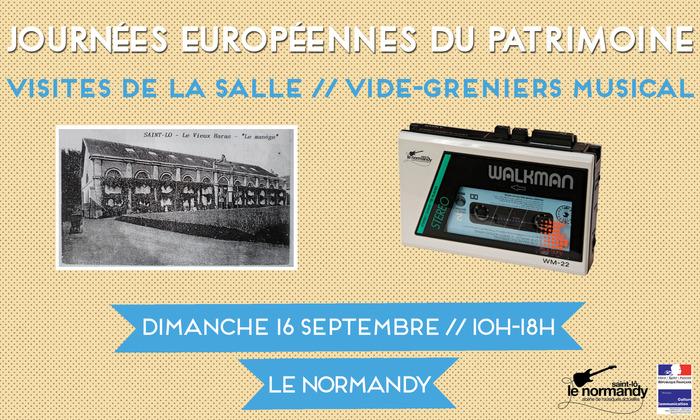 Journées du patrimoine 2018 - Visites guidées du Normandy