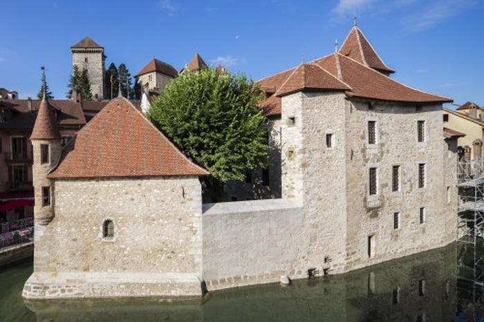 Journées du patrimoine 2018 - Visite libre du palais de l'ile, monument historique et de ses expositions.