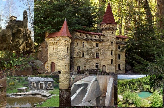 Journées du patrimoine 2017 - Le Parc du Lac Bleu